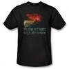 Image Closeup for Lord of the Rings Walk into Mordor T-Shirt
