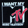Image for I Want My MTV Retro Logo T-Shirt