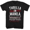 Image for Muhammad Ali T-Shirt - Thrilla