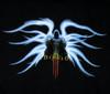 Image Closeup for Diablo III Tyrael T-Shirt