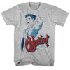 Image for Ace Attorney Objection Heather T-Shirt