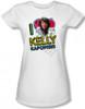 Saved by the Bell I Love Kelly Kapowski Kids T-Shirt