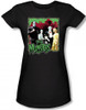 Image for The Munsters Normal Family Girls Shirt