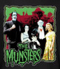 Image Closeup for The Munsters Normal Family Girls Shirt
