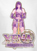 Image Closeup for Xena Warrior Princess Stand Woman's T-Shirt