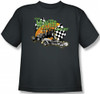 Image for The Munsters Team Munsters Racing Youth T-Shirt