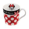 Closeup image 1 for Disney Minnie Mouse Bow Coffee Mug