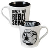 Full image for Star Wars Freeze You Rebel Scum Coffee Mug