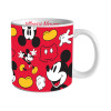 Closeup image 1 for Disney Mickey Mouse Heat Transforming Coffee Mug
