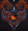 Image for Dragon Ying Yang T-Shirt