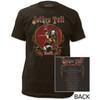 Full image for Jethro Tull Tour '75 T-Shirt