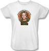 Image for The Bionic Woman Under My Skin Woman's T-Shirt