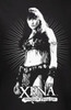 Image Closeup for Xena Warrior Princess Don't Mess with Me Youth T-Shirt