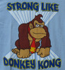 Image for Strong Like Donkey Kong T-Shirt