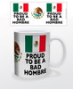 Image for Proud to be a Bad Hombre Coffee Mug