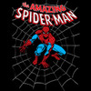 Closeup image for Spider-Man T-Shirt - Amazing Big Print