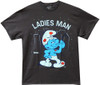 Image Closeup for Smurfs Ladies Man T-Shirt
