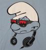 Image for Smurfs Headphones T-Shirt