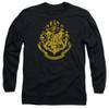 Image for Harry Potter Long Sleeve Shirt - Classic Hogwarts Crest