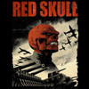 Image detail for The Red Skull T-Shirt - Classic Infantry