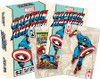 Image for Captain America Playing Cards