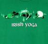 Image detail for Irish Yoga T-Shirt