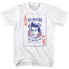 Image for Ace Ventura Pet Detective T-Shirt - Ace of Strays