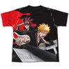 Back image for Bleach Youth Sublimated T-Shirt - Group Attack