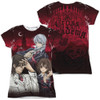Image for Vampire Knight Girls Sublimated T-Shirt - Academy Trio