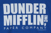 Image detail for The Office Dunder Mifflin Accurate T Shirt