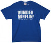Image Closeup for The Office Dunder Mifflin Accurate T Shirt