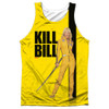 Front image for Kill Bill Sublimated Tank Top - Poster
