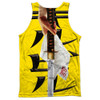 Back image for Kill Bill Sublimated Tank Top - Poster