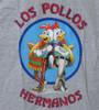 Image for Breaking Bad T-Shirt - Los Pollos Hermanos Logo