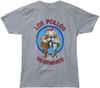 Image Closeup for Breaking Bad T-Shirt - Los Pollos Hermanos Logo