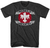 Image for Starship Troopers Mobile Infantry Logo T-Shirt