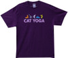 Image for Cat Yoga T-Shirt