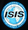 Image Closeup for Archer T-Shirt - ISIS Logo