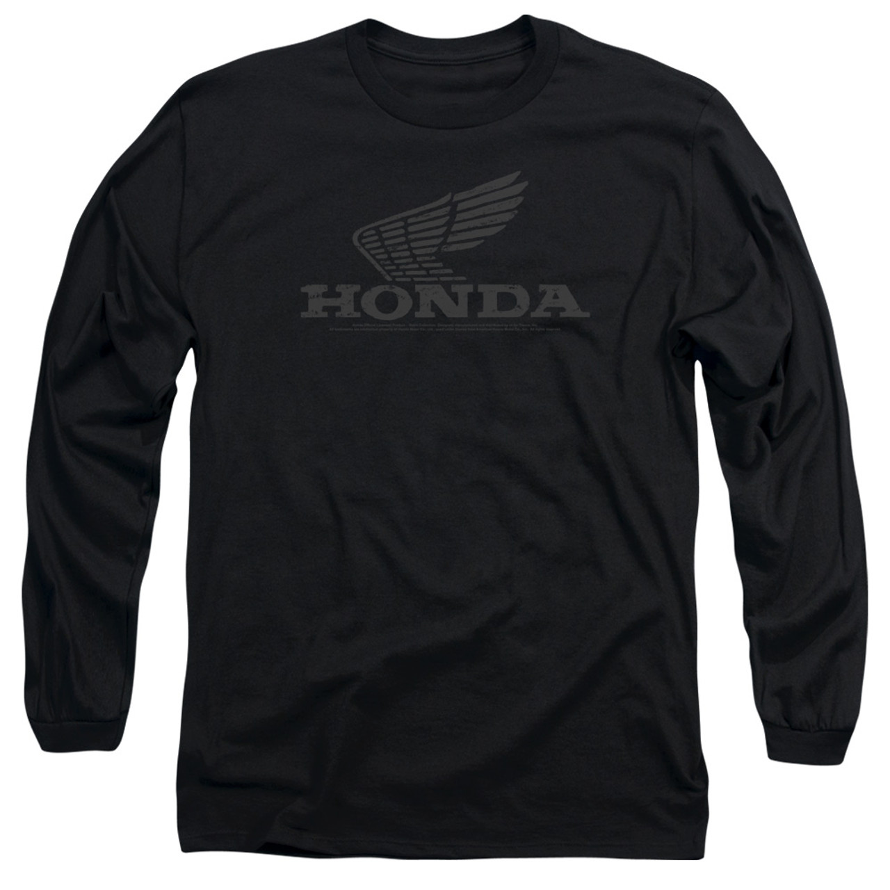 Honda Toddler T-Shirt White Standard Logo Black Tee
