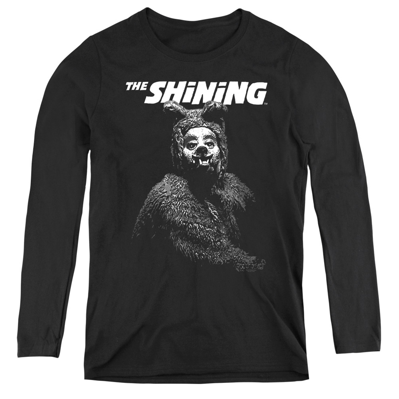 The Shining Movie THE BEAR Licensed Adult Tank Top All Sizes