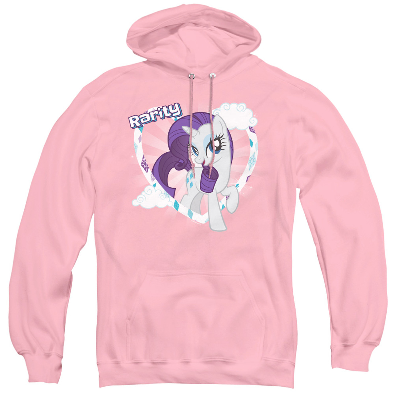 Officially Licensed My Little Pony Best Friends Hoodie S-XXL Sizes