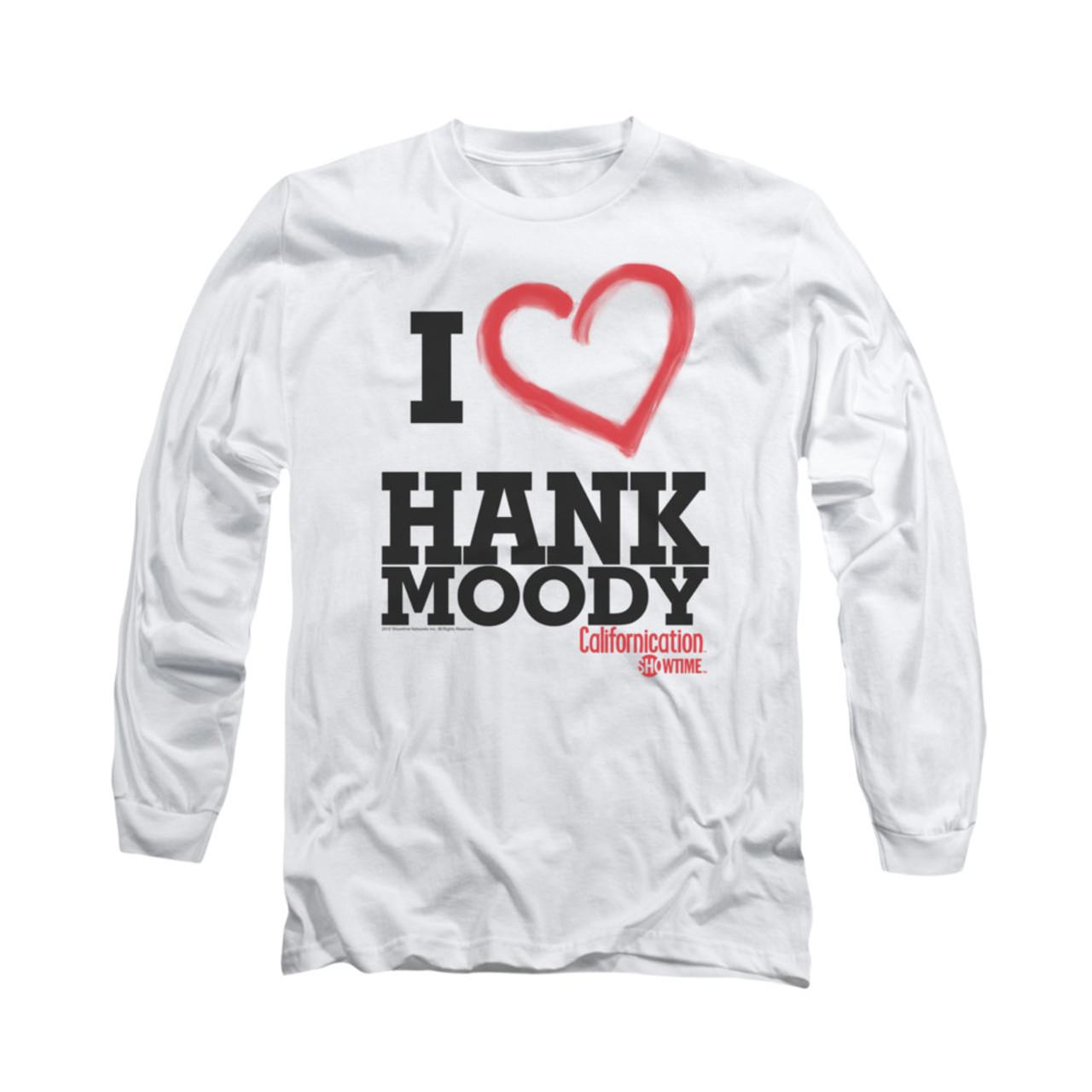 Californication Mens Hank Is My Hero Sweater