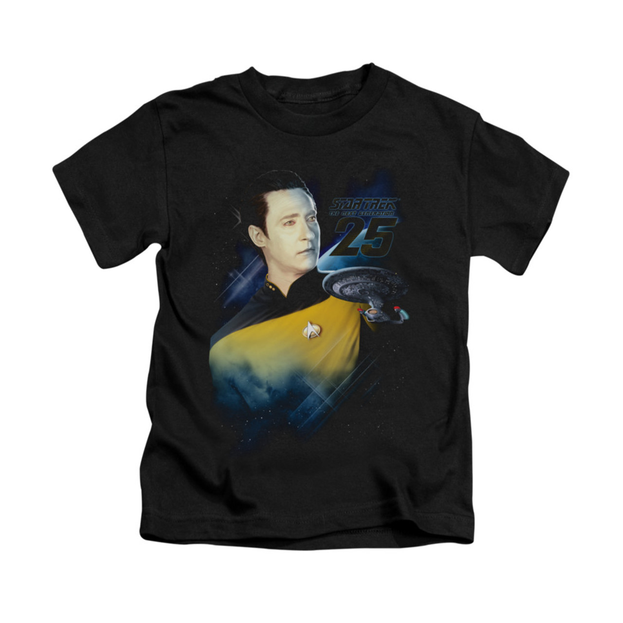 Star Trek The Next Generation Kids T-Shirt