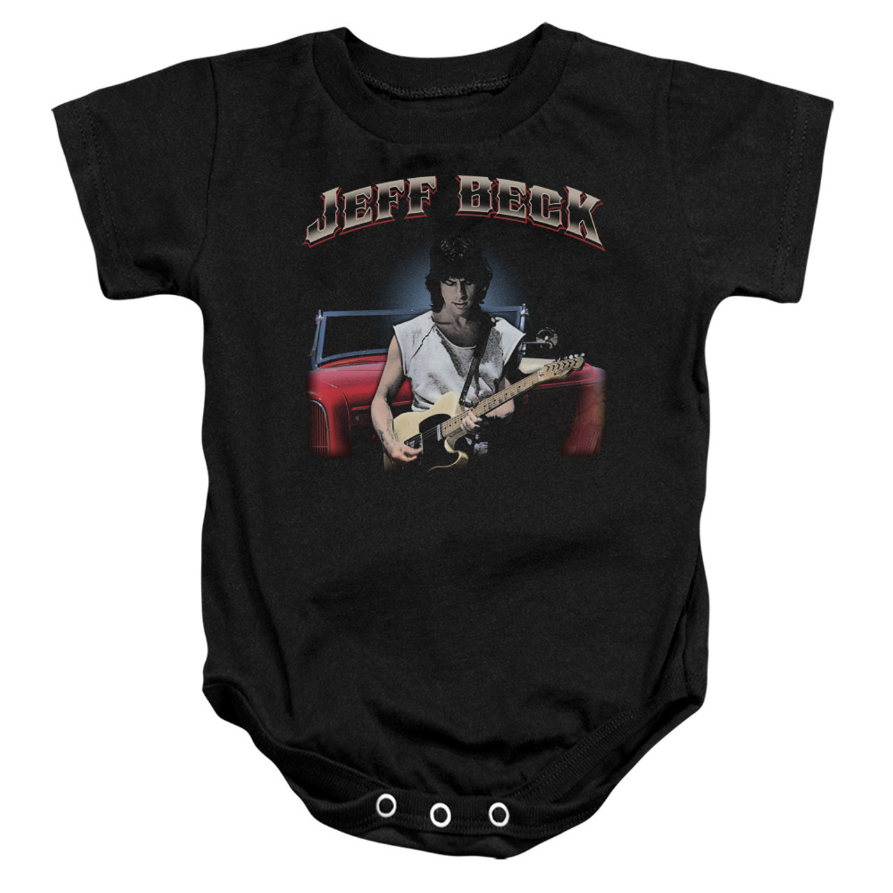 Jeff Beck Jeffs Hotrod Toddler T-Shirt
