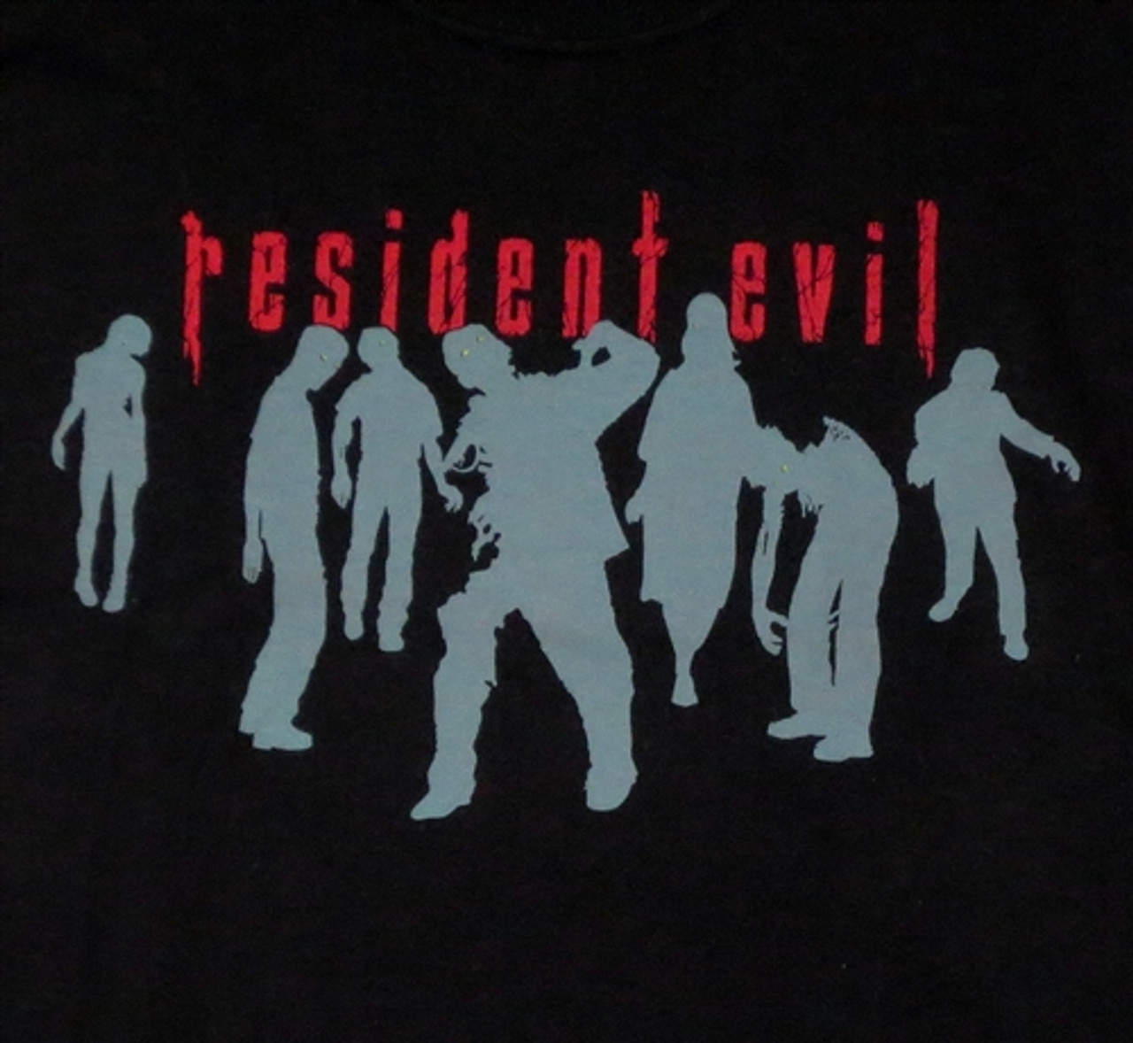 From the Shadows Resident Evil T-Shirt