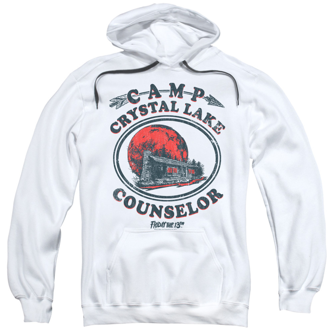 Friday the 13th Movie CAMP CRYSTAL LAKE COUNSELOR VICTIM Tank Top All Sizes