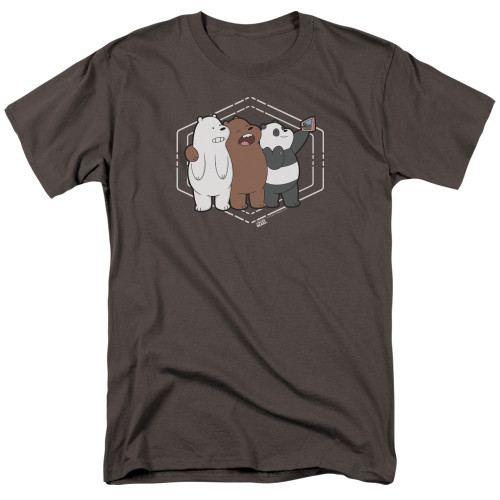 Image for We Bare Bears T-Shirt - Selfie