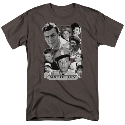 Image for Andy Griffith Show T-Shirt - Mayberry