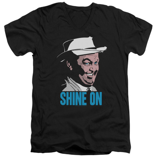 Image for Andy Griffith Show V Neck T-Shirt - Shine On