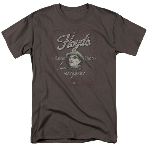 Image for Andy Griffith Show T-Shirt - Mayberry Floyds